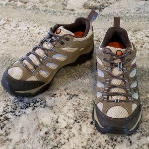 Merrell Continuum Women's Ortholite Hiking Shoes 9